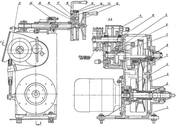 16b05p-variator