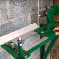 Как своими руками сделать заднюю бабку для токарного станка по дереву?
