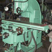 Назначение и технические характеристики консольно-фрезерного станка 6М13П