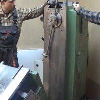 Где и когда производится ремонт фрезерного станка, ориентировочная цена работ