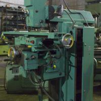 Функциональный консольный фрезерный станок 6Т80Ш: описание основных узлов, характеристики