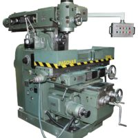 Описание и технические характеристики фрезерного станка 6Т83Ш