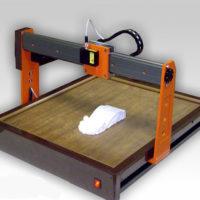 Как правильно подобрать 3D сканер для фрезерного станка с ЧПУ?