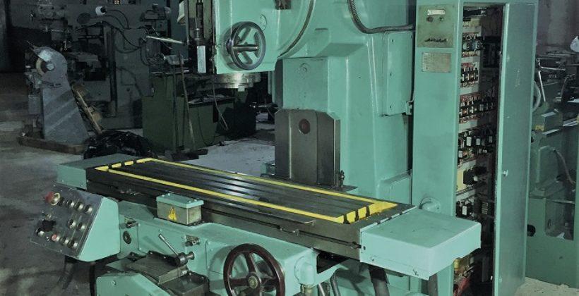 Подробное описание фрезерного станка 6Т12, особенности конструкции, назначение