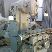 Назначение и особенности конструкции вертикально-фрезерного станка 6Т10