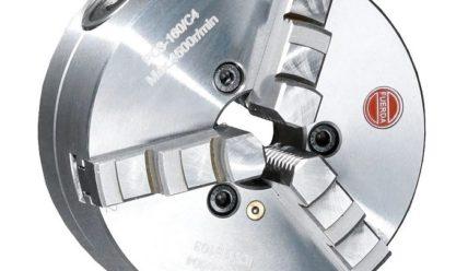 Назначение, устройство, особенности конструкции 3-х кулачкового токарного патрона 160