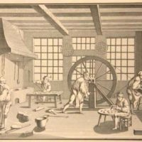 История создания первого токарного станка в мире и его развитие